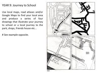 YEAR 9: Journey to School