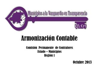 Comisión  Permanente  de Contralores  Estado – Municipios  Región 1