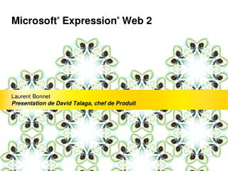 Microsoft ®  Expression ®  Web 2