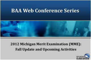 BAA Web Conference Series