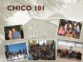 CHICO 101
