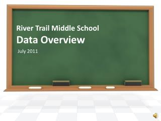 River Trail Middle School Data Overview