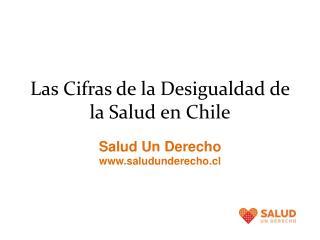 Las Cifras de la Desigualdad de la Salud en Chile