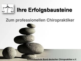 Verbandsschule Bund deutscher Chiropraktiker e.V.