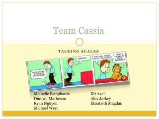 Team Cassia