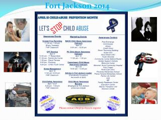 Awareness Events Scream Free Parenting 11:30  am -1:00 pm (Every Tuesday) FAP Classroom