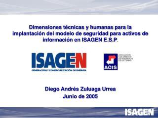 Dimensiones t cnicas y humanas para la implantaci n del modelo de seguridad para activos de informaci n en ISAGEN E.S.P.