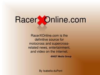 Racer   Online