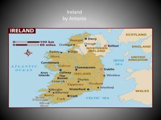 Ireland  by Antonio