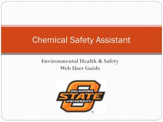 Chemical Safety Assistant