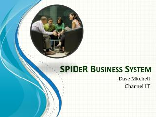 SPIDeR  Business System