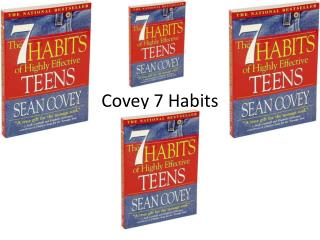 Covey 7 Habits