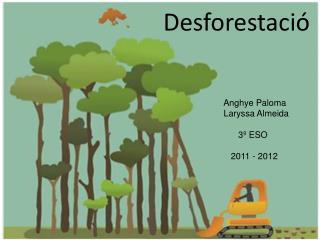 Anghye  Paloma Laryssa  Almeida        3º ESO      2011 - 2012
