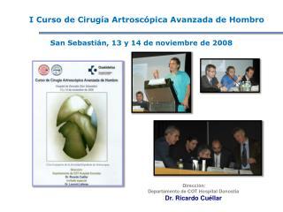 San Sebastián,  13 y 14 de noviembre de 2008