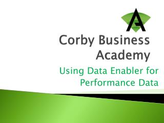 Corby Business Academy