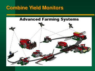 Combine Yield Monitors