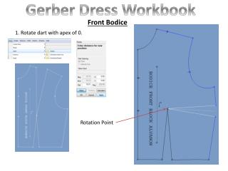 Gerber Dress Workbook