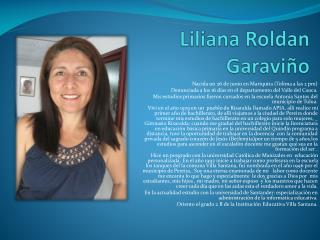 Liliana Roldan Garaviño