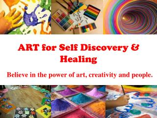 ART for Self Discovery & Healing