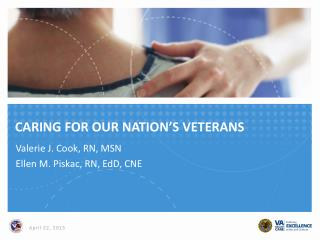 CARING FOR OUR NATION'S VETERANS