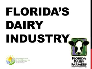 Florida's Dairy Industry