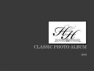 Classic Photo Album
