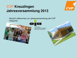 CVP  Kreuzlingen