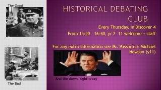 Historical Debating Club