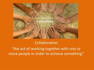 Collaborative Projects