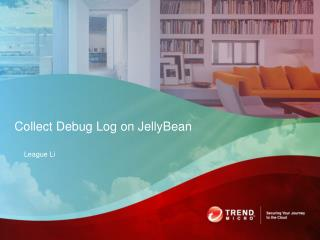 C ollect Debug Log  on  JellyBean