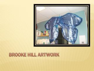 Brooke hill artwork