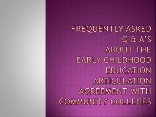 Who  issues the NC Early Childhood Credential and the NC Early Childhood  Equivalency?