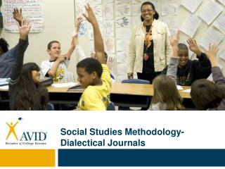 Social Studies Methodology-Dialectical Journals