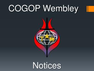 COGOP Wembley