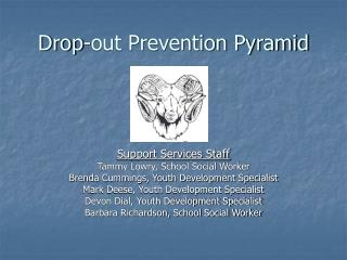 Drop-out Prevention Pyramid