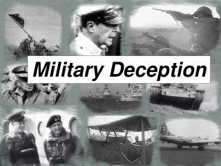Military Deception