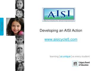 Developing an AISI Action aisicycle5