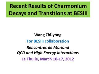 Recent Results of  Charmonium  Decays and Transitions at BESIII