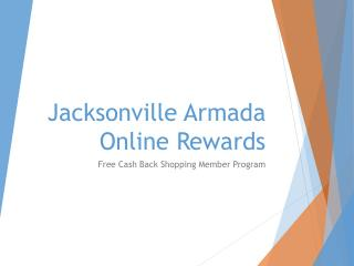 Jacksonville Armada  Online Rewards