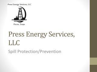 Press Energy Services, LLC