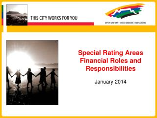 Special Rating Areas  Financial Roles and Responsibilities