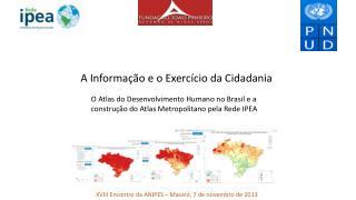 A Informação e o Exercício da Cidadania