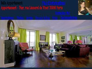 Belle Appartement                           Plus d'informations