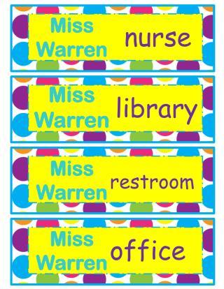Miss Warren