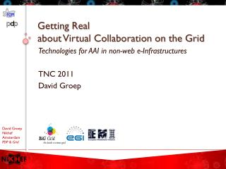 Getting Real  about Virtual Collaboration on the Grid