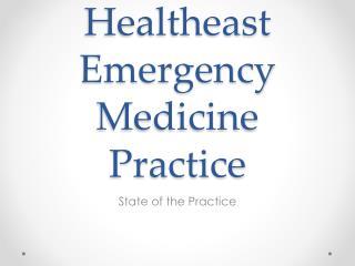 Healtheast  Emergency Medicine Practice