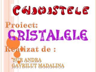 Proiect :
