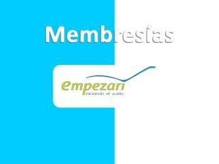 Membres�as