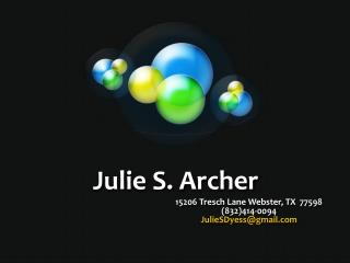 Julie S. Archer