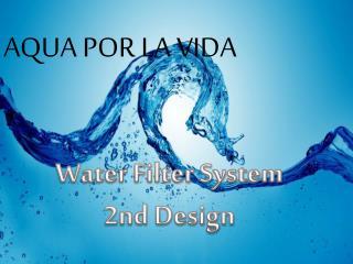 Aqua por la vida